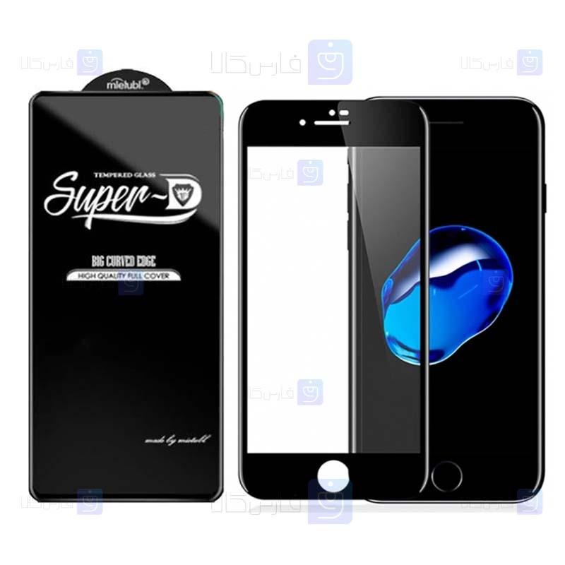 گلس گوشی اپل Super D Full Glass Screen Protector For Apple iPhone 8