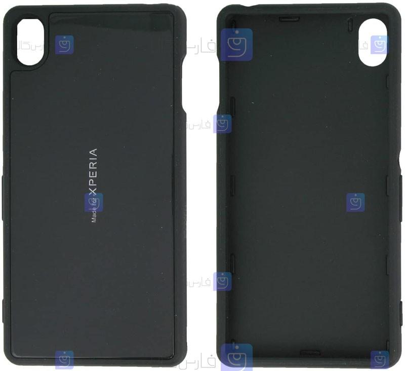 قاب محافظ Roxfit سونی Roxfit Gel Shell Plus Cover Case For Sony Xperia Z3
