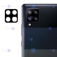 محافظ لنز فلزی دوربین موبایل سامسونگ Alloy Lens Cap Protector For Samsung Galaxy A42 5G