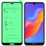 محافظ صفحه نمایش سرامیکی تمام صفحه هواوی Ceramics Full Screen Protector Huawei Honor 8A 2020