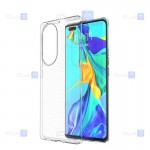 قاب محافظ ژله ای 5 گرمی هواوی Clear Jelly Case For Huawei Nova 8 Pro 5G