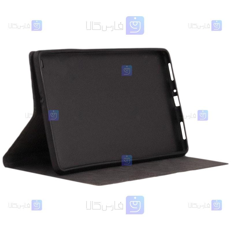 کیف محافظ طرح دار تبلت سامسونگ Colourful Cover For Samsung Galaxy Tab A 8.0 2019 T295