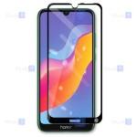 محافظ صفحه نمایش شیشه ای تمام چسب با پوشش کامل هواوی Full Glass Screen Protector For Huawei Honor 8A Prime