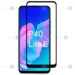 محافظ صفحه نمایش شیشه ای تمام چسب با پوشش کامل هواوی Full Glass Screen Protector For Huawei P40 Lite E