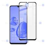 محافظ صفحه نمایش شیشه ای تمام چسب با پوشش کامل هواوی Full Glass Screen Protector For Huawei nova 8 SE