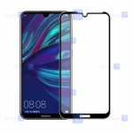 محافظ صفحه نمایش مات تمام چسب با پوشش کامل هواوی Full Matte Glass Screen Protector For Huawei Y6 Pro 2019