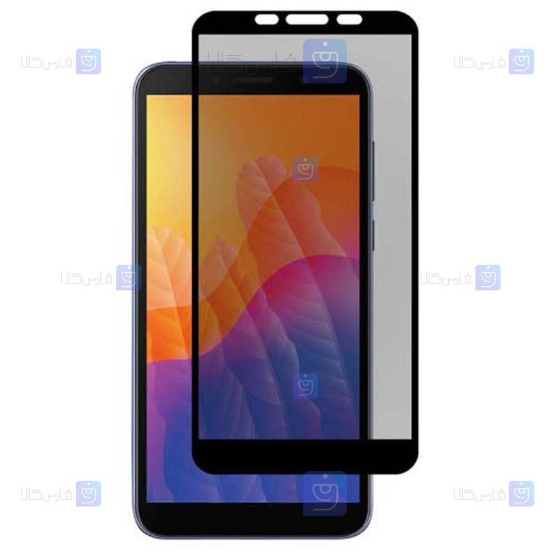 محافظ صفحه نمایش سرامیکی حریم شخصی تمام صفحه هواوی Full Privacy Ceramics Screen Protector Huawei Y5p