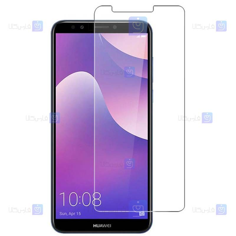 محافظ صفحه نمایش شیشه ای هواوی Glass Screen Protector For Huawei Y6 Prime 2018