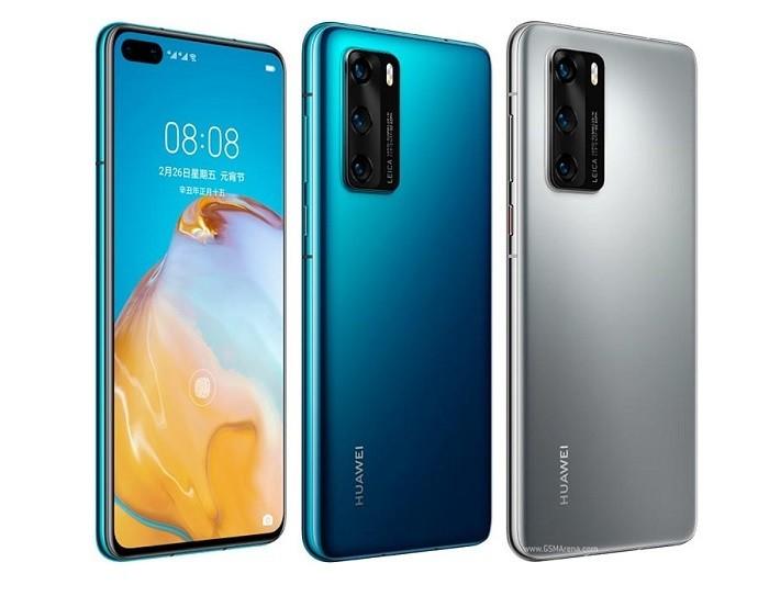 گوشی Huawei P40 4G دو سیم کارت با ظرفیت 128 گیگابایت