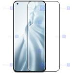 محافظ صفحه نمایش شیشه ای نیلکین شیائومی Nillkin 3D DS+MAX Glass Xiaomi Mi 11