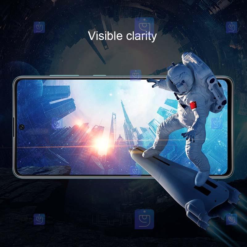 محافظ صفحه نمایش شیشه ای نیلکین سامسونگ Nillkin Amazing CP+ Max Glass Samsung Galaxy M62