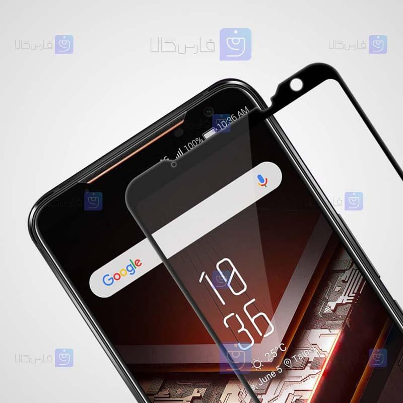 محافظ صفحه نمایش شیشه ای نیلکین ایسوس Nillkin Amazing CP+ Pro Glass Asus ROG Phone 2