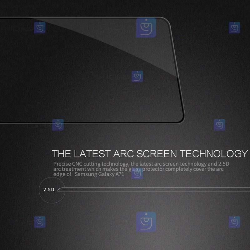 محافظ صفحه نمایش شیشه ای نیلکین سامسونگ Nillkin Amazing CP+ Pro Glass Samsung Galaxy F62