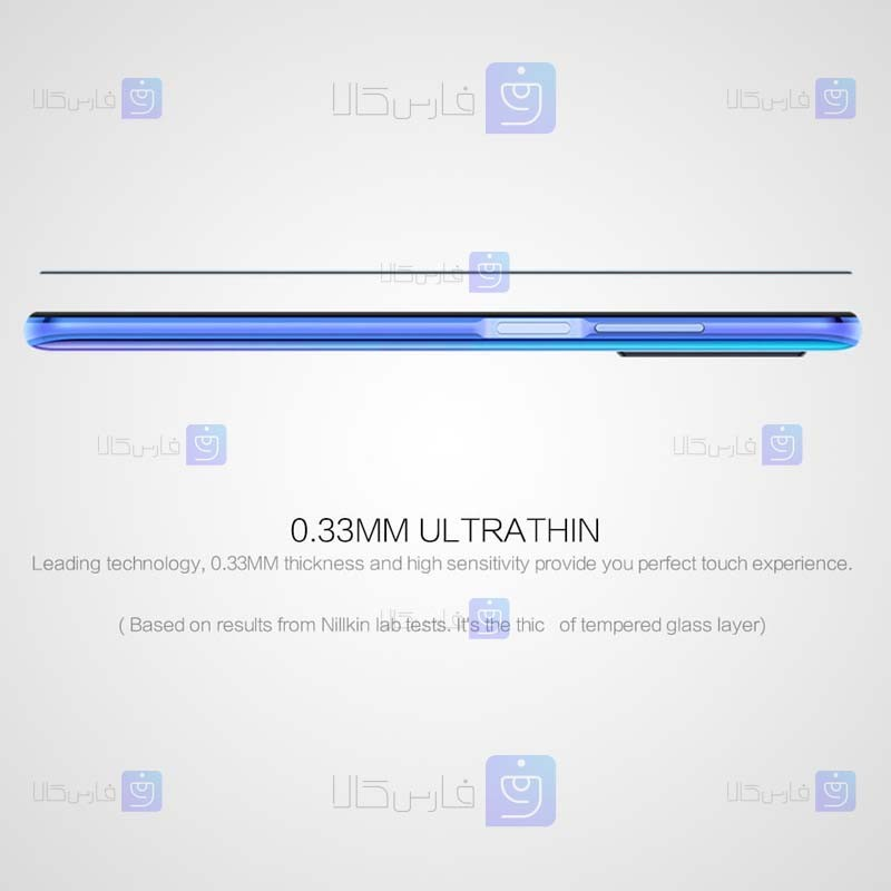 محافظ صفحه نمایش شیشه ای نیلکین شیائومی Nillkin Amazing CP+ Pro Glass Xiaomi Redmi K30 5G