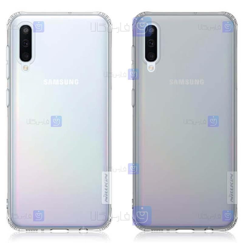 قاب محافظ ژله ای نیلکین سامسونگ Nillkin Nature Series TPU case for Samsung Galaxy A72