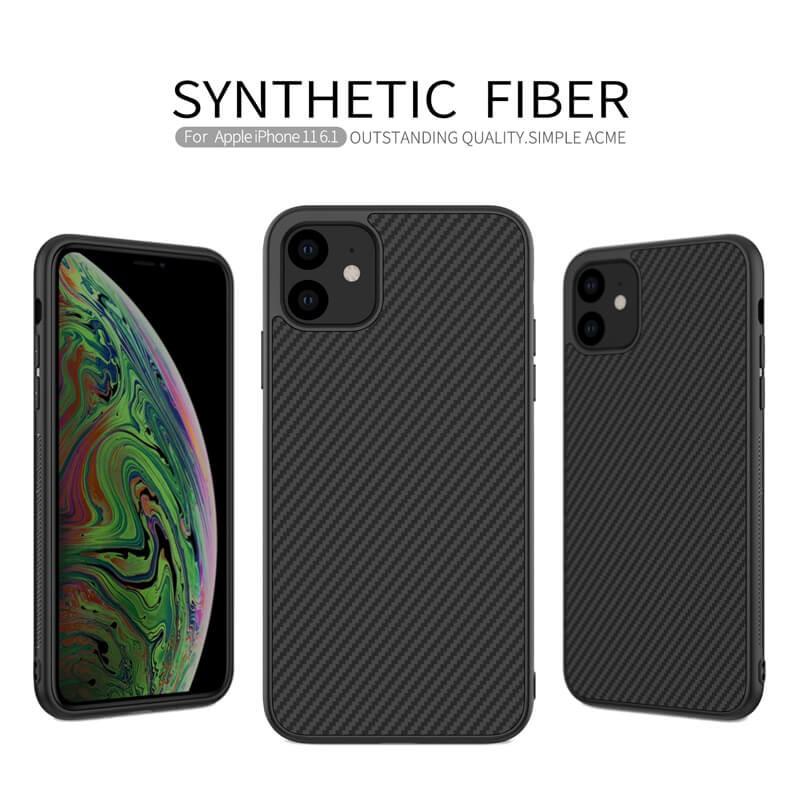 قاب محافظ فیبر نیلکین سامسونگ Nillkin Synthetic Fiber Case For Samsung Galaxy A52 5G