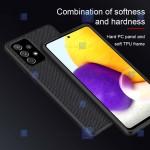 قاب محافظ نیلکین سامسونگ Nillkin Textured nylon fiber Case Samsung Galaxy A72