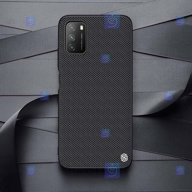 قاب محافظ نیلکین شیائومی Nillkin Textured nylon fiber Case Xiaomi Poco M3
