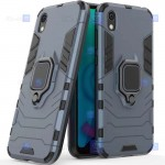 قاب محافظ ضد ضربه انگشتی هواوی Ring Holder Iron Man Armor Case Huawei Honor 8s 2020