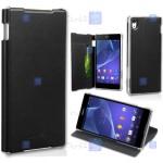 کیف چرمی محافظ راکسفیت سونی Roxfit Sony Xperia Z2 Slimline Book Case