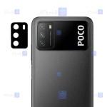 محافظ لنز فلزی دوربین موبایل شیائومی Alloy Lens Cap Protector For Xiaomi Poco M3