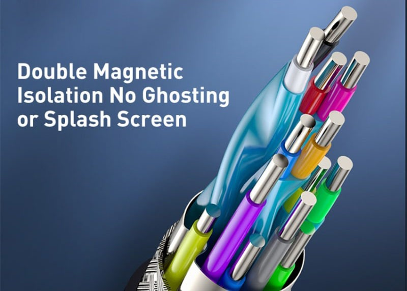 کابل اچ دی ام آی بیسوس Baseus High Definition Series 4K HDMI V2 Cable 12m CAKGQ-H01