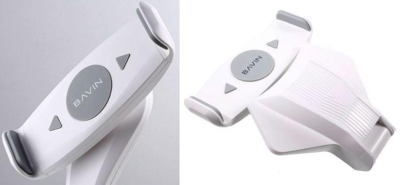 هولدر استندی رومیزی گوشی و تبلت برند باوین Bavin PS-10 Laziest Holder