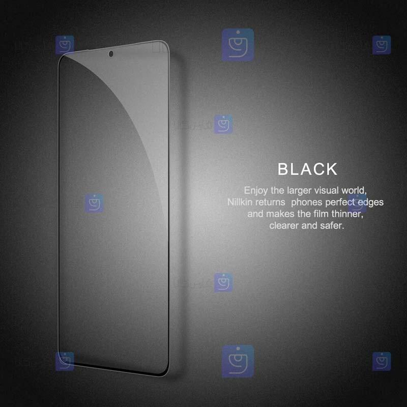 محافظ صفحه نمایش شیشه ای نیلکین سامسونگ Nillkin Amazing CP+ Pro Glass Samsung Galaxy S21 Plus