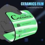 محافظ صفحه نمایش سرامیکی تمام صفحه سامسونگ Ceramics Full Screen Protector Samsung Galaxy A72 4G5G