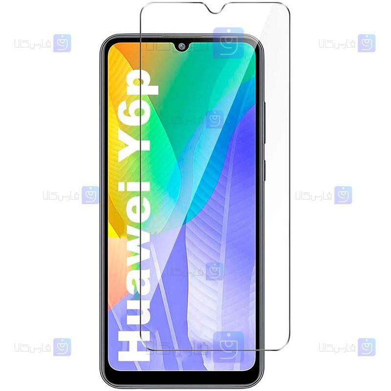 محافظ صفحه نمایش شیشه ای هواوی Glass Screen Protector For Huawei Y6p