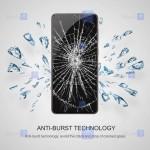 محافظ صفحه نمایش شیشه ای نیلکین سامسونگ Nillkin Amazing CP+ Pro Glass Samsung Galaxy S21