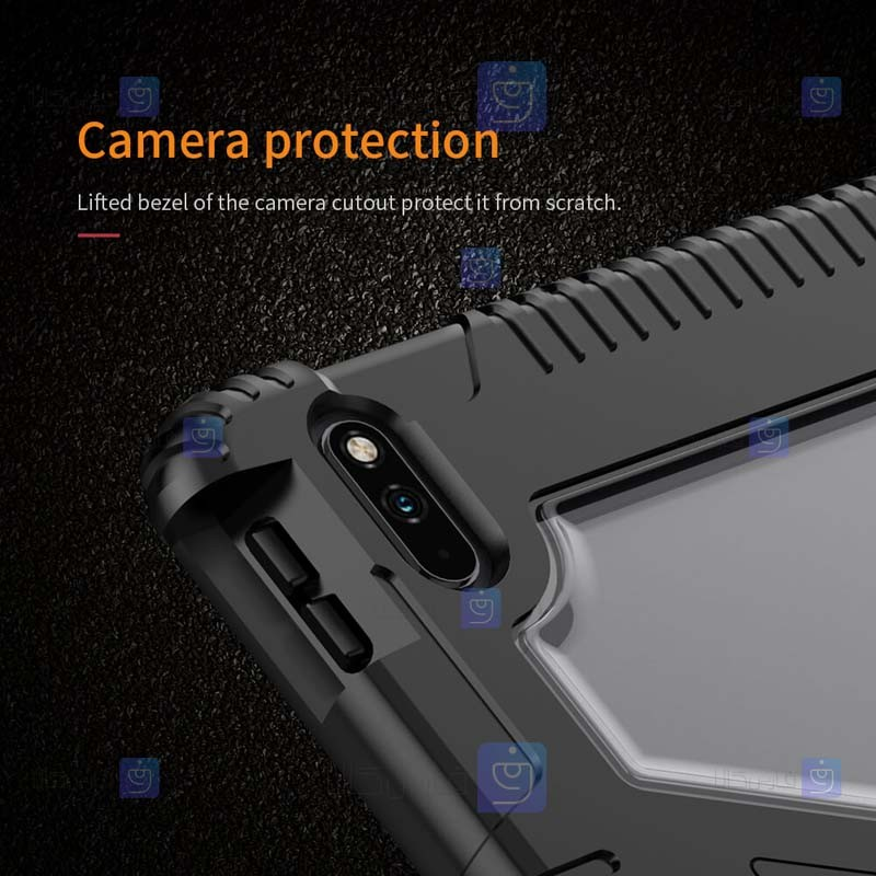 کیف بامپردار نیلکین هواوی Nillkin Bumper Leather Cover Huawei MatePad Pro