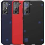 قاب محافظ سیلیکونی نیلکین سامسونگ Nillkin Flex Pure Case Samsung Galaxy S21 Plus