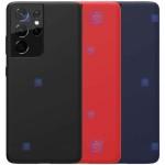 قاب محافظ سیلیکونی نیلکین سامسونگ Nillkin Flex Pure Case Samsung Galaxy S21 Ultra