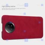 کیف محافظ چرمی نیلکین شیائومی Nillkin Qin Case For Xiaomi Redmi Note 9T