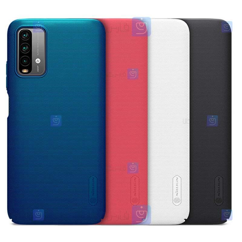 قاب محافظ نیلکین شیائومی Nillkin Super Frosted Shield Case Xiaomi Redmi 9T