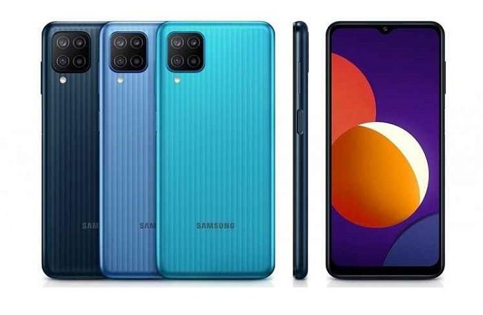 گوشی Samsung Galaxy F12 دو سیم کارت با ظرفیت 128 گیگابایت
