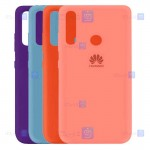 قاب محافظ سیلیکونی هواوی Silicone Case For Huawei Y6p