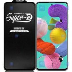 گلس گوشی سامسونگ Super D Full Glass Screen Protector For Samsung Galaxy A51