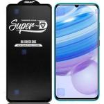 گلس گوشی شیائومی Super D Full Glass Screen Protector For Xiaomi Mi 10 Lite 5G Mi10 Youth 5G