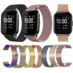 بند فلزی ساعت هوشمند شیائومی Xiaomi Haylou LS02 Stainless Steel Milanese Strap