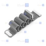 بند فلزی ساعت هوشمند شیائومی Xiaomi Haylou LS05 Stainless Steel Milanese Strap