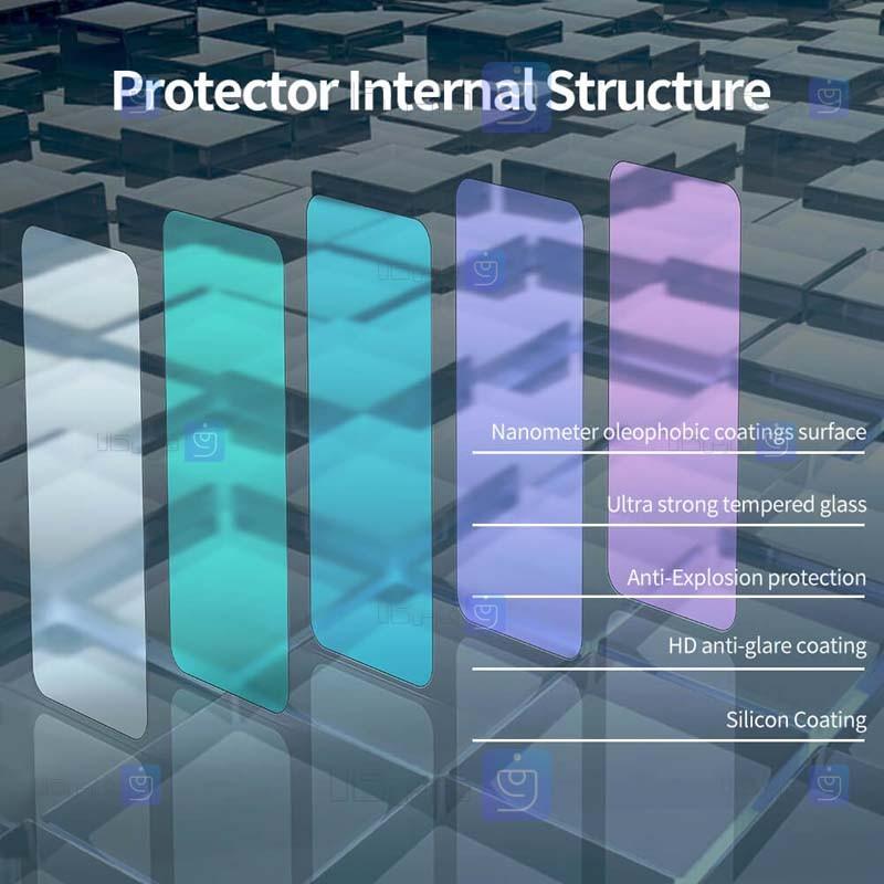 محافظ صفحه نمایش شیشه ای نیلکین شیائومی Nillkin H+ Pro glass screen protector for Xiaomi Redmi Note 10 4G