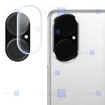محافظ لنز شیشه ای Huawei P50