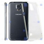 قاب محافظ ژله ای 5 گرمی سامسونگ Clear Jelly Case For Samsung Galaxy S5