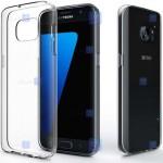 قاب محافظ ژله ای 5 گرمی سامسونگ Clear Jelly Case For Samsung Galaxy S7