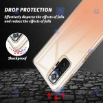 قاب محافظ ژله ای 5 گرمی شیائومی Clear Jelly Case For Xiaomi Redmi Note 10 Pro
