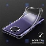 قاب محافظ ژله ای کپسول دار 5 گرمی شیائومی Clear Tpu Air Rubber Jelly Case For Xiaomi Redmi Note 9T