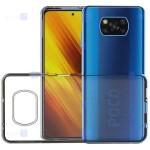 قاب محافظ ژله ای 5 گرمی کوکو شیائومی Coco Clear Jelly Case For Xiaomi Poco X3 Pro