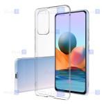 قاب محافظ ژله ای 5 گرمی کوکو شیائومی Coco Clear Jelly Case For Xiaomi Redmi Note 10 5G